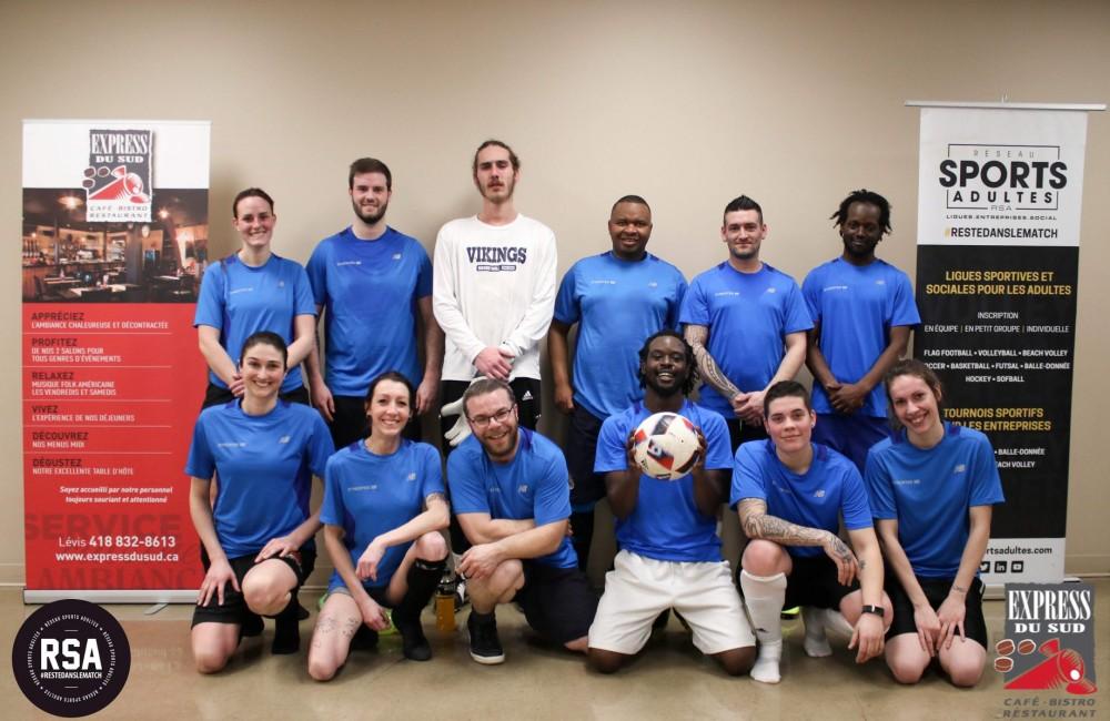 Bravo aux participants du tournoi de soccer !