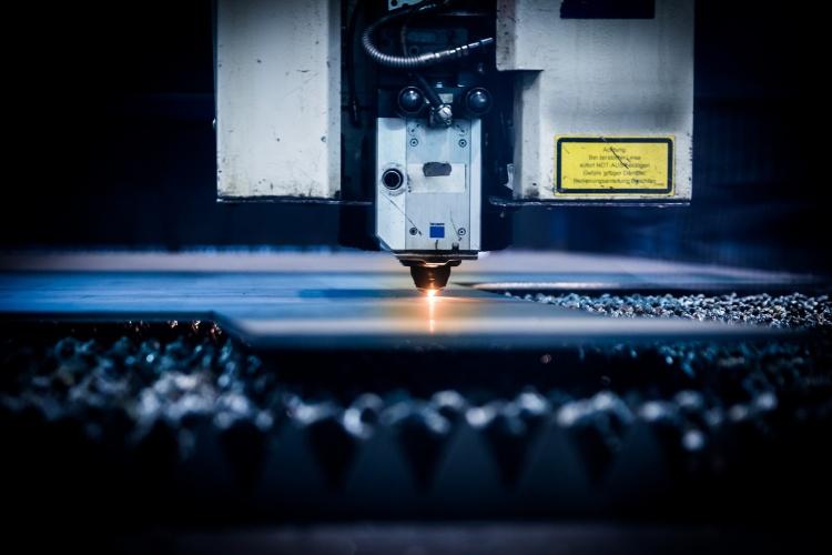 Machine découpe laser